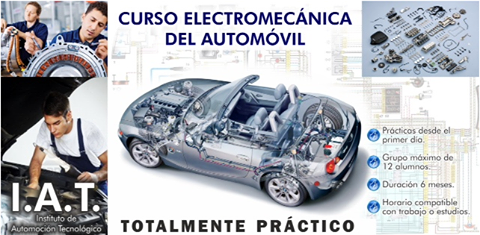 Curso electromecanica automovil