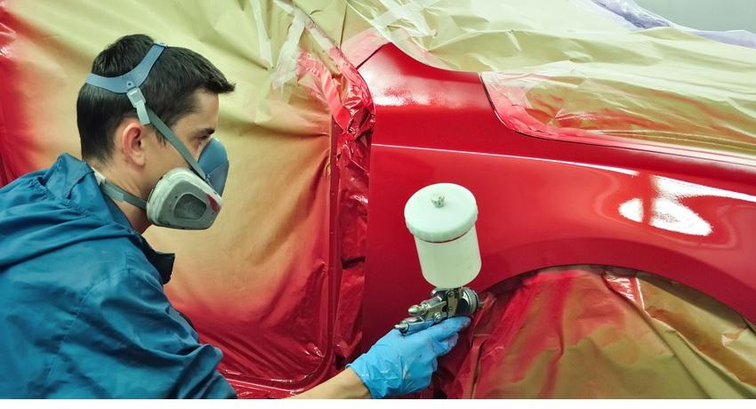Curso Práctico de Chapa y Pintura del Automóvil